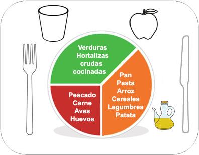 cuales son los 3 grupos de alimentos basicos